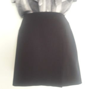 3 for $15 The Limited Black Stretch Mini-skirt